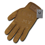 Lightweight Mechanic's Glove (large, US Army Coyote)