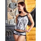Naked North Snow Boy Short with Black Lace - 602249 (x-large)