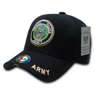 Army Cap, Black