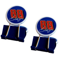 NASCAR Dale Earnhardt MyFanClip Multipurpose Clips (Pack of 2)