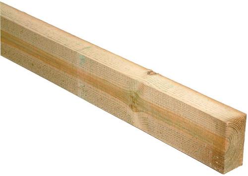 Sawn Timber 3.0m(L) 100x47mm Pressure Treated