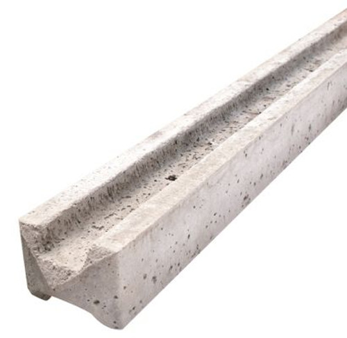 Concrete Slotted Intermediate Post 1.83m(H)