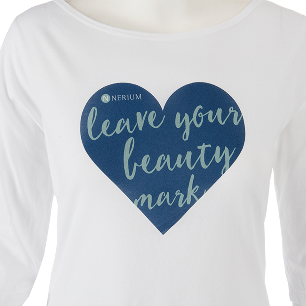Ladies Leave Your Beauty Mark Tee