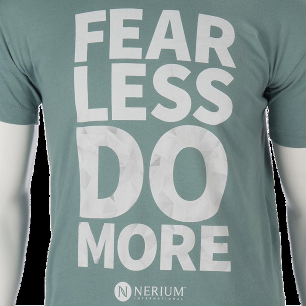 Unisex Fearless V-Neck Tee