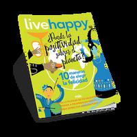 Live Happy Magazine - Spanish