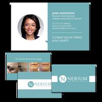 Brand Partner Photo Business Card