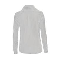 Ladies White Performance Jacket