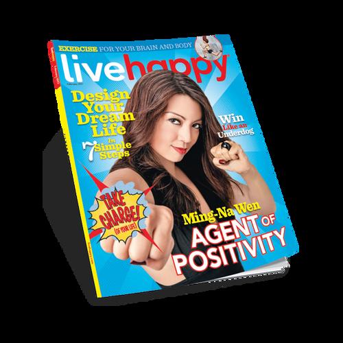 Live Happy Magazine - February 2017