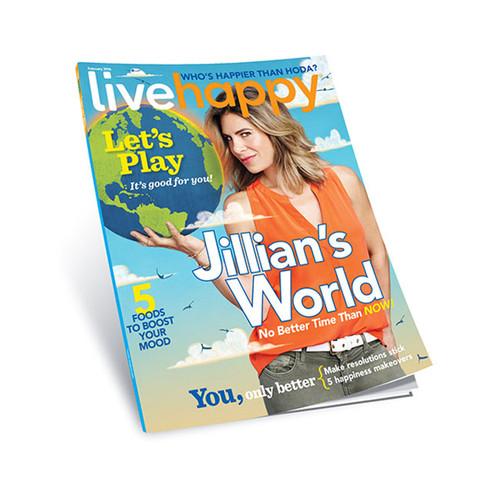 Live Happy Magazine - February 2016