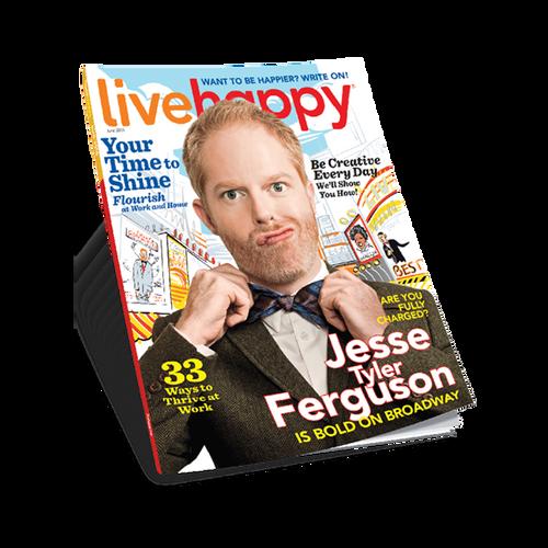 Live Happy Magazine - June 2016