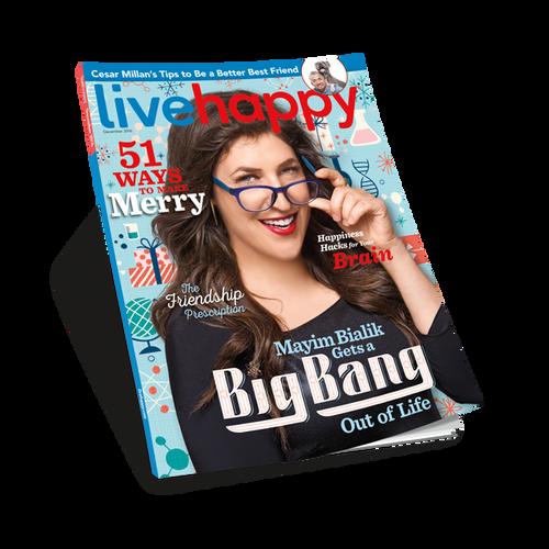 Live Happy Magazine - December 2016
