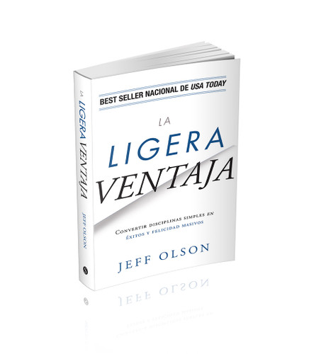 The Slight Edge by Jeff Olson - Spanish