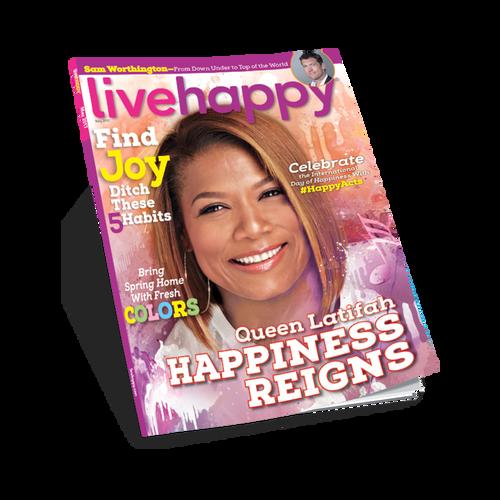 Live Happy Magazine - April 2017