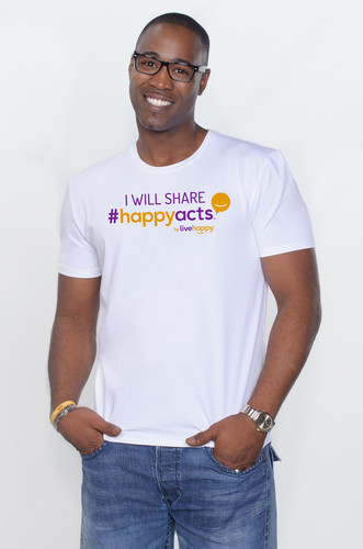 Unisex I Share Happiness Shirt