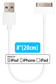 [Apple Certified] 30 Pin To USB Cable