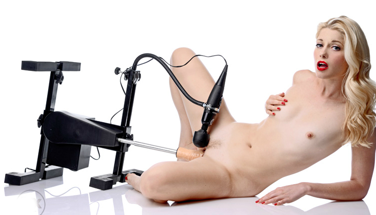What is the best sex machine