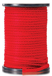 Fetish Fantasy 200-Ft Bondage Rope - Red