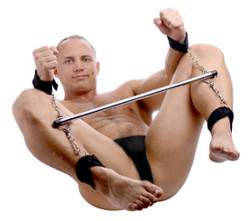 24 Inch Bondage Spreader Bar