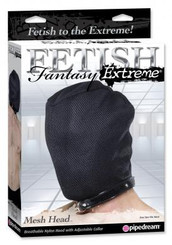 Fetish Fantasy Extreme Mesh Head