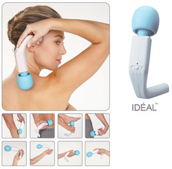 Ideal Rechargeable Wand Massager Vibrator