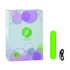 Lust L3 Green Bullet Vibrator
