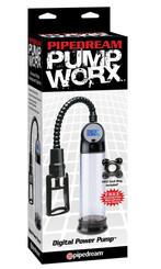 Pump Worx Digital Power Penis Pump