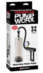 Pump Worx Pistol Grip Power Penis Pump