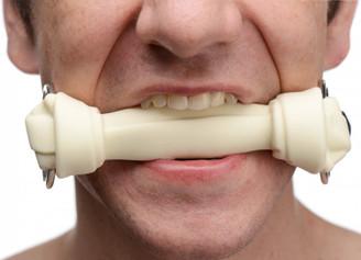 Silicone Bone Gag