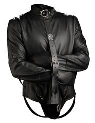 Strict Leather Premium Straightjacket - Large