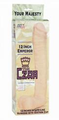 The Czar 12 Inch Emperor Huge Dildo