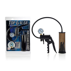 Top Gauge Professional Pressurized Penis Pump