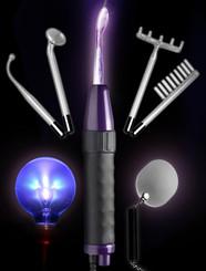 Zeus Twilight Wand Electrify Me Ultimate Electro Sex  Kit- 110 v