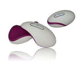 ZINI Deux - Violet/Plum Luxury Couple's Vibrator