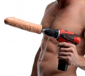 Power Spinner Hand Held Sex Machine (VIDEOS)