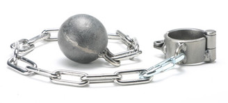 Cock Ring and Ball Weight Set -Medium