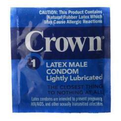 Crown Condoms 24 pack
