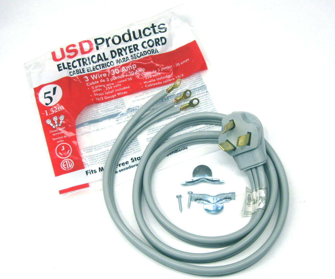 Range vs. Dryer Cord: There\'s A Difference - McCombs Supply Co Inc