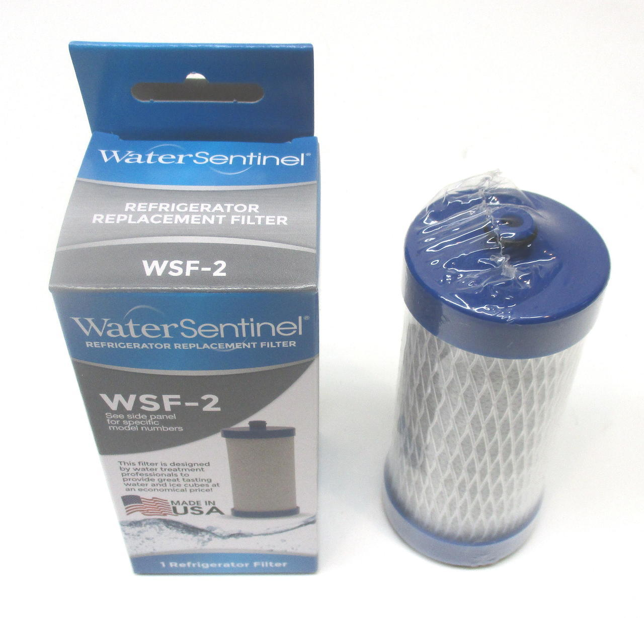 WSF2 Water Sentinel Refrigerator Water Filter for Frigidaire