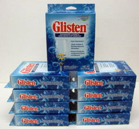 Glisten-9 Dishwasher Hard Water Cleaner 18-2 ounce PKGS