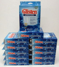 Glisten-12 Dishwasher Hard Water Cleaner 24-2 ounce PKGS