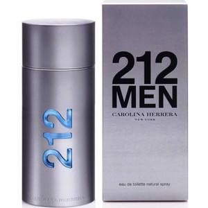 212 Men by Carolina Herrera 3.4 oz Eau de Toilette