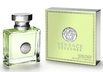 Versace Versense 3.4 oz Eau de Toilette