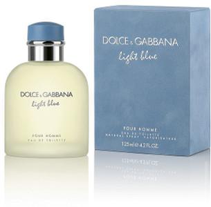 Dolce & Gabbana Light Blue Pour Homme 4.2 oz Eau de Toilette