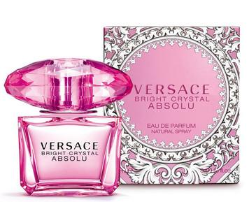 No box - Versace Bright Crystal Absolu 3 oz Eau de Parfum