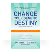 Change Your Genetic Destiny (Softcover Book)