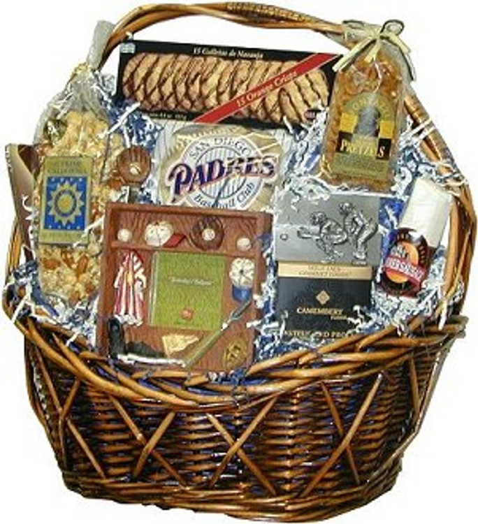 Baseball Basket Deluxe
