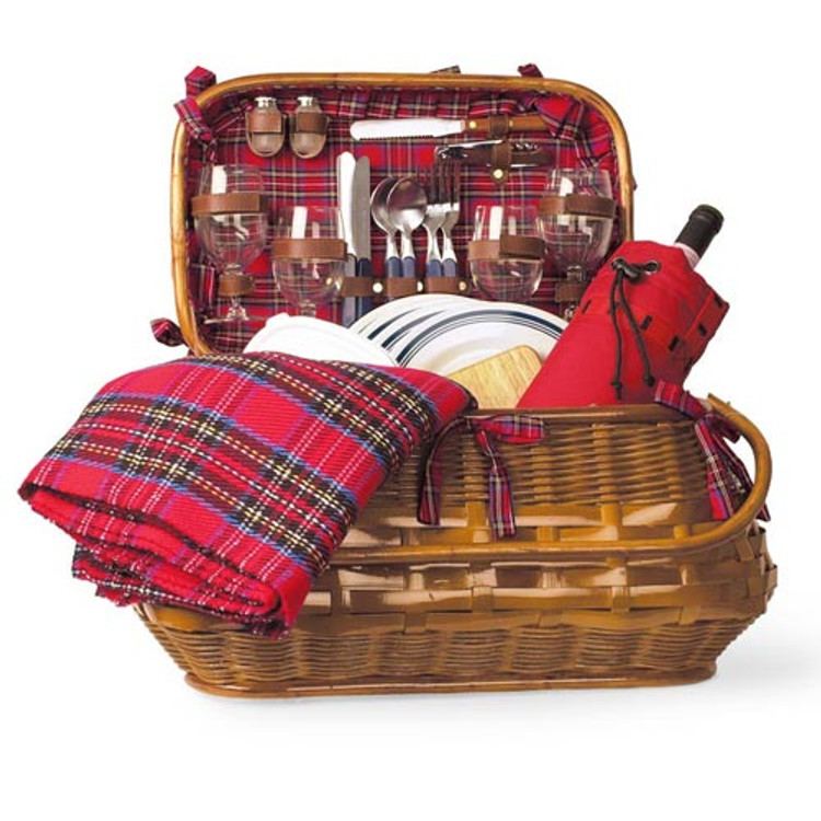 Family Picnic Basket