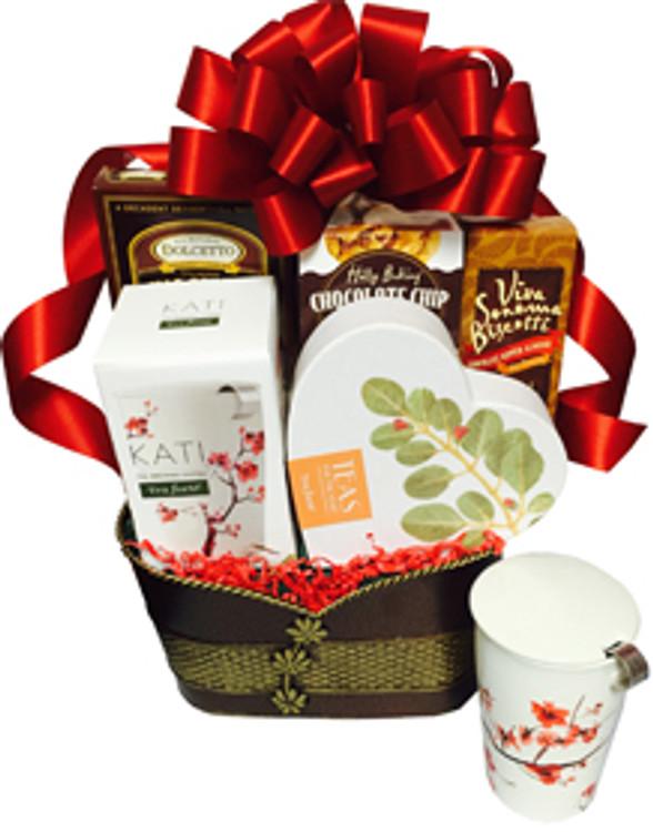 Luxury Tea & Chocolates