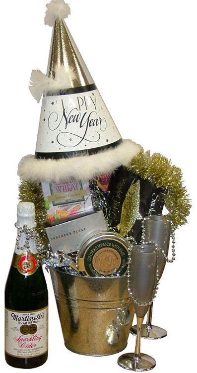 New Years Party Bucket