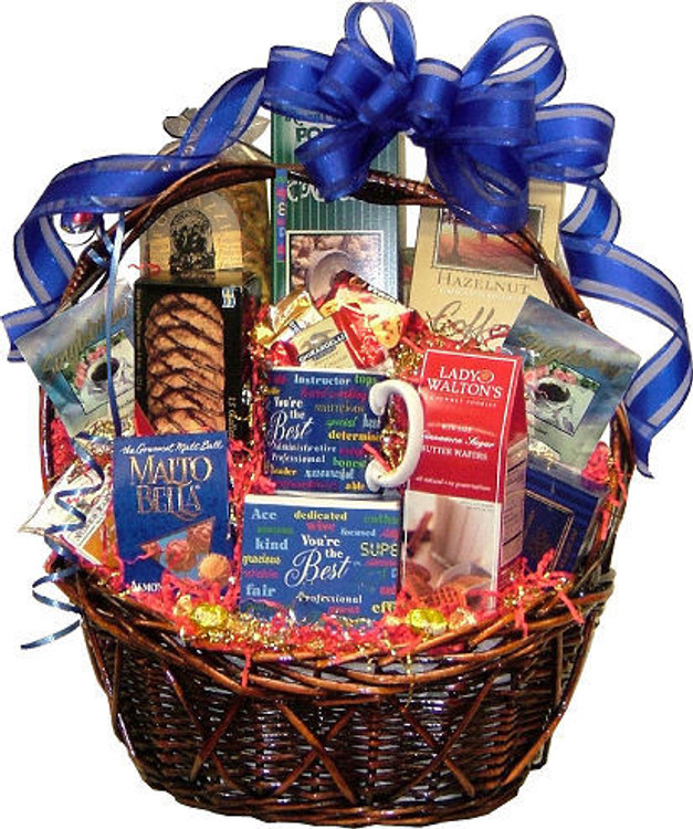 You're The Best! Gift Basket